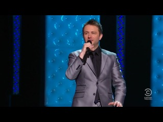 Chris Hardwick stand up comedy - Mandroid